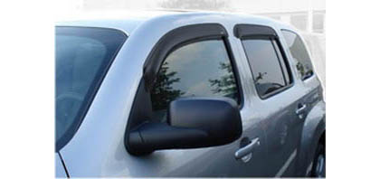 06-08 Hhr Station Wagon AVS Sunroof Deflectors - Ventvisor 4PC (Smoke)