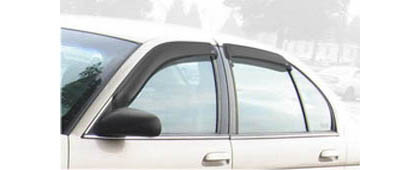 95-00 Lumina 4DR Sedan AVS Sunroof Deflectors - Ventvisor 4PC (Smoke)