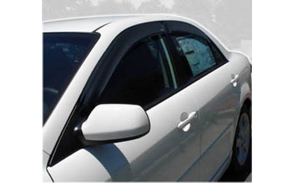 03-07 6 4DR Sedan AVS Sunroof Deflectors - Ventvisor 4PC (Smoke)