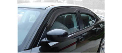 06-08 Charger 4DR Sedan AVS Sunroof Deflectors - Ventvisor 4PC (Smoke)