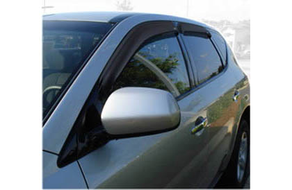 03-07 Murano 4DR AVS Sunroof Deflectors - Ventvisor 4PC (Smoke)