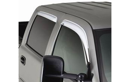95-00 Tahoe Regular / 2/3DR Extended Cab AVS Sunroof Deflectors - Ventvisor 2PC (Chrome)