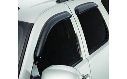08-08 Highlander 4DR AVS Sunroof Deflectors - Ventvisor 4PC (Smoke)