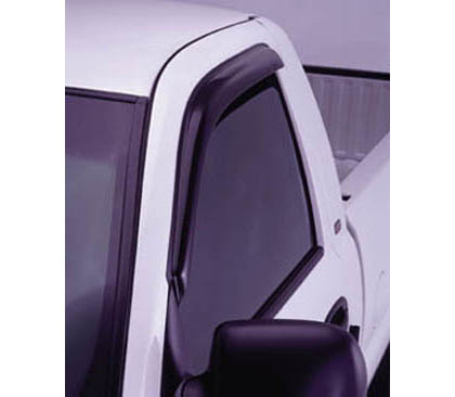 87-90 Pathfinder Regular / Extended Cab AVS Sunroof Deflectors - Ventvisor 2PC (Smoke)