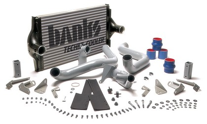 1997 Ford F250 7.3L Banks Techni-Cooler System