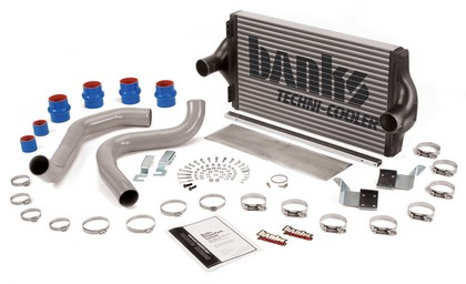1999 Ford F250 7.3L Banks Techni-Cooler System