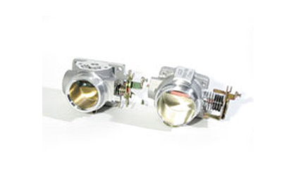 01-04 Ford Mustang 3.8L V-6 BBK Throttle Body - Power Plus Series (65mm)