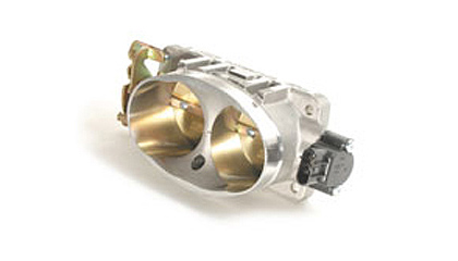 03-04 Ford Mustang Cobra BBK Throttle Body - Power Plus Series (Twin 65mm)