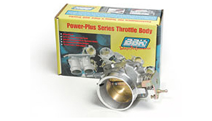 00-01 Ford Focus 2.0L Zetec BBK Throttle Body - Power Plus Series (65mm)