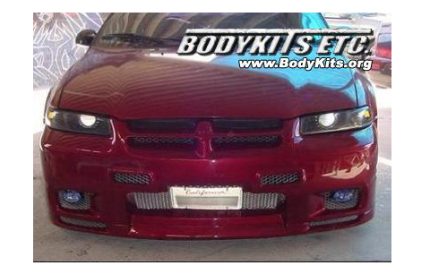 1995-2000 Dodge Stratus BKO R33 Body Kit - Rear Bumper
