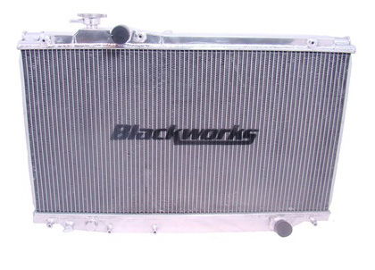 04-07 XB Blackworks Racing Radiator - Perfomance, Aluminum