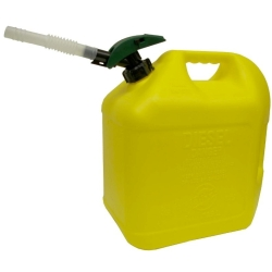 2000-2002 Hyundai Tiburon Blitz USA 5 Gallon Enviro-Flo Plus Diesel Can