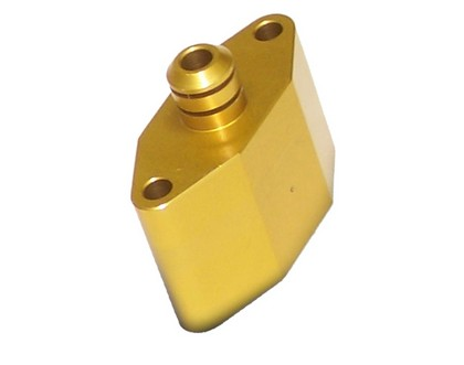 90-05 NSX Blox Racing MAP Bypass Valve - Type A (Gold)