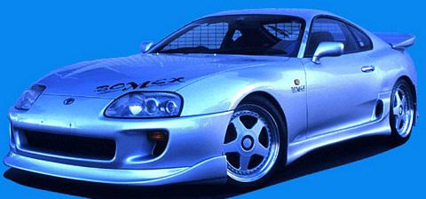 Toyota Supra Bomex Body Kit Bing Images