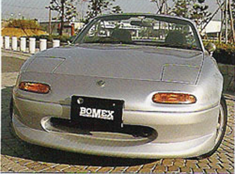 90-98 Mazda Miata Bomex Kit 3 Body Kit - FULL KIT