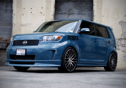 Bomex Body Kits - FULL KIT for 08-up Scion Xb at Andy's Auto Sport