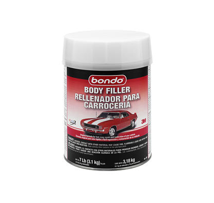 All Jeeps (Universal) Bondo Lightweight Filler, 1 Gallon (US) - 4 Per Case