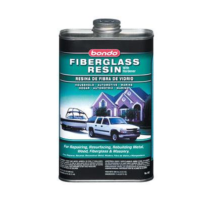 bondo fiberglass repair kit instructions