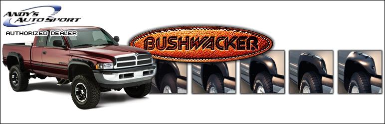 Bushwacker 40064-02 Rear Matte Black Fender Flares for Chevy Tahoe /& GMC Yukon
