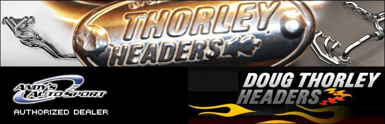 Toyota Tacoma Doug Thorley Headers, Doug Thorley Exhaust