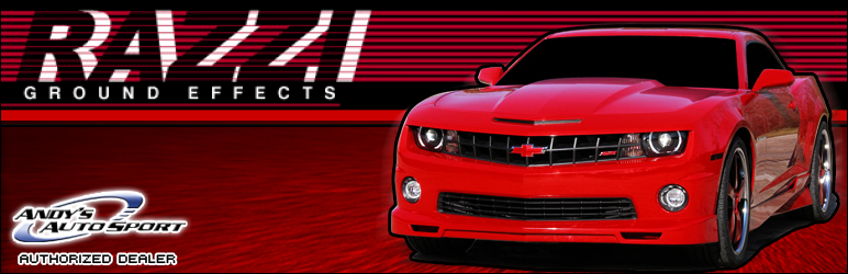 Razzi Custom and Factory ABS Style Rear Spoiler 2L