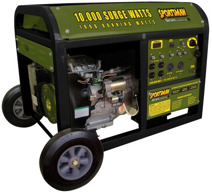 All Cars Buffalo Tools 10,000 W Generator