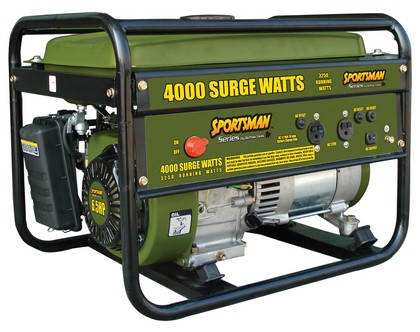 All Cars Buffalo Tools 4000 Watt Generator