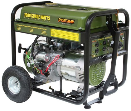 All Cars Buffalo Tools 7,000 W Generator