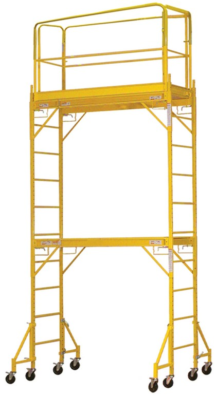 All Cars Buffalo Tools Tower Of Gssi With Guardrail And Outriggers