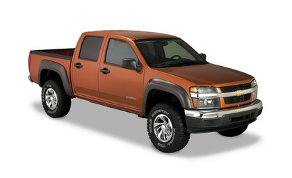 "04-10 Canyon  Bushwacker Front Extend-A-Fender� (2.5"" Tire Coverage)"