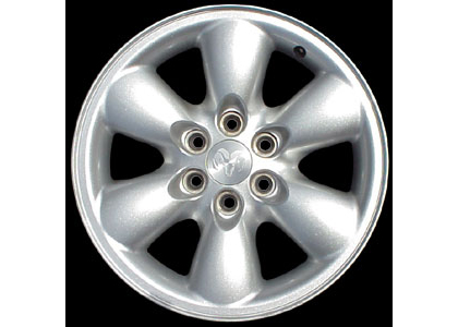 Capital Wheels COW40 4040 At Andy's Extraordinary Dodge Dakota Bolt Pattern