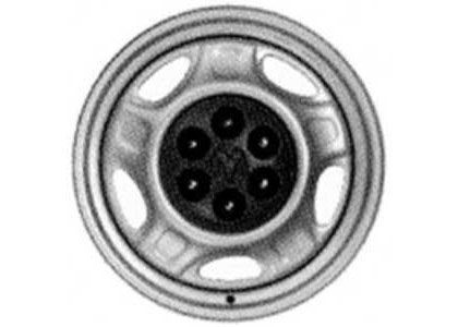 "Dodge Dakota Rear Disc Brake kit 5X4.5"" Bolt Pattern - 4wdfactory.com"