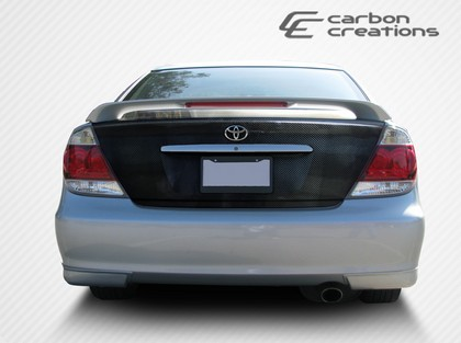 02-06 Toyota Camry  Carbon Creations OEM Trunk