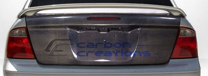 05-07 Ford Focus 4dr Carbon Creations OEM Trunk