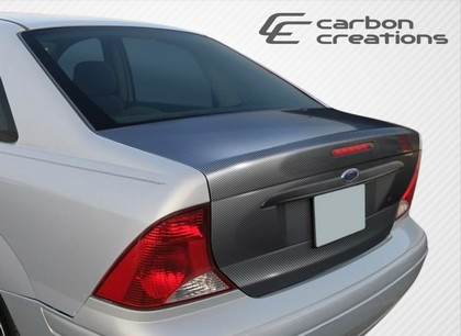 00-04 Ford Focus 4DR Carbon Creations OEM Trunk