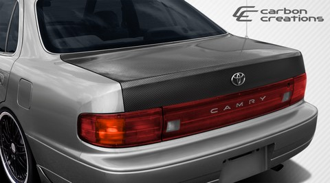 92-96 Toyota Camry Carbon Creations OEM Trunk
