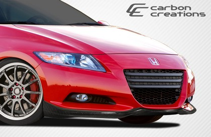11-13 Honda CR-Z  Carbon Creations JP Design Front Lip