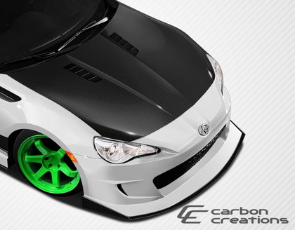 13-14 Scion FR-S Carbon Creations GT Concept Hood