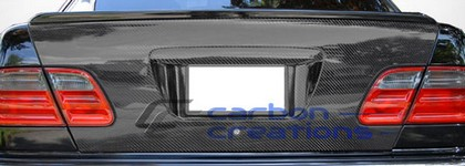 1996-2002 Mercedes E Class W210  Carbon Creations OEM Trunk