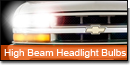 High Beam Headlight Bulbs