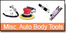 Miscellaneous Auto Body Tools