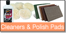 Cleaners - Polish - Application Cloths - Pads