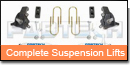 Complete Suspension Lifts
