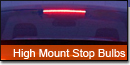 High Mount Stop Bulbs