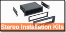 Stereo Installation Kits