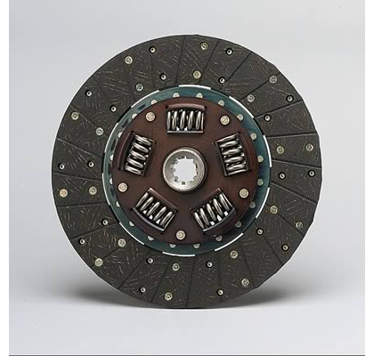 "91-92 Daytona Base, IROC, Shelby L4 2.5 Centerforce Clutch Disc - Size 9"", 17 Spline By 15/16"""