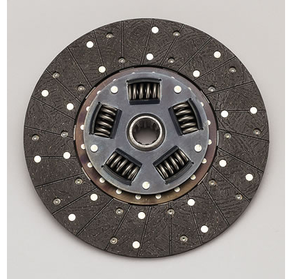 "67 Satellite V8 7.2 Centerforce Clutch Disc - Size 11"", 18 Spline By 1 3/16"""