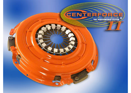 "90-95 S10 Pickup V6 4.3 Centerforce Pressure Plate - Centerforce II, Clutch, Size 11"", 10 Spline By 1 1/8"""