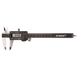 "2003-2005 Infiniti Fx Central Tools 6"" or 150mm Digital Caliper"
