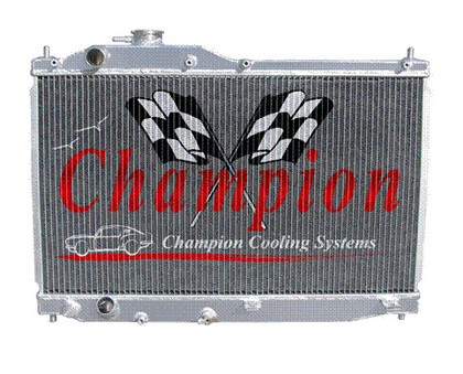 00-05 S2000 Champion Aluminum Radiator - 3 Row